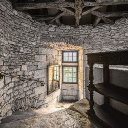 donjon-de-la-salle, saint-leon-sur-vezere, La-salle, manoir-de-la-salle