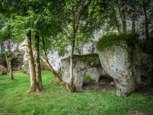 Bas de la Roque-St-Christophe